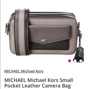 MICHAEL KORS CAMERA BAG